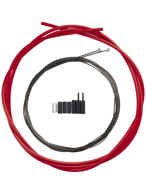 Shimano OPTISLICK - Câble de dérailleur - rouge